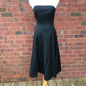 J Crew virgin wool cocktail dress